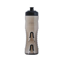 Fabric 750Ml Cage-Less Water Bottle Black Smoke