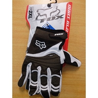 FOX DIGIT BIKE BICYCLE CYCLING GLOVES Dark Brown/2XL
