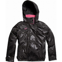 Fox Racing Hot Shot Womens Jacket Black/Pink
