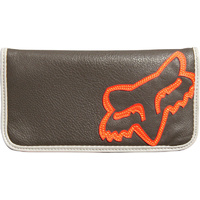 Fox Generation Womens Bifold Checkbook Purse Shadow