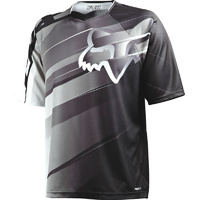 FOX DEMO SHORT SLEEVE BIKE JERSEY BLACK