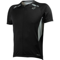 FOX AIRCOOL RACE MTB BIKE JERSEY BLACK