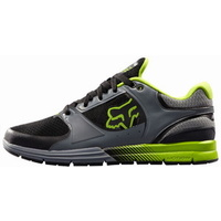 Fox Racing Motion CONCEPT Mens Training Shoe Grey/Black/Green