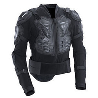 Fox Racing Titan Sport Jacket Chest Armor Black 2016