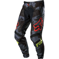 Fox Demo Mtb Bike Pants Black/Camo 2015