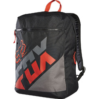 Fox Racing Mens Conner Feeble Backpack Black