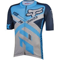 FOX ASCENT PRO SS JERSEY 2017 BLUE