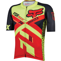 FOX ASCENT PRO SS JERSEY 2017 RED
