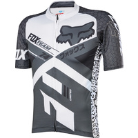FOX ASCENT PRO SS JERSEY 2017 CHARCOAL
