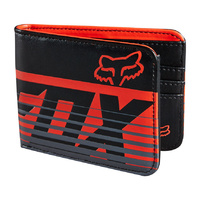 FOX Men's Transfer Wallet - Black
