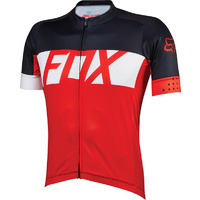 FOX ASCENT SS JERSEY 2017 RED