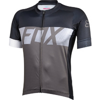 FOX ASCENT SS JERSEY 2017 CHARCOAL