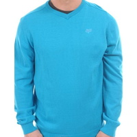 Fox Mr. Clean Sweater Blue