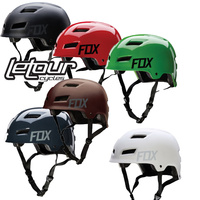 FOX RACING TRANSITION HARD SHELL MTB BIKE HELMET 2016