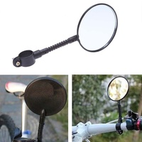 FLEXIBLE REAR VIEW BIKE MIRROR