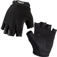 FOX MTB TAHOE SHORT FINGER GLOVES BLACK