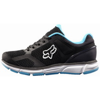 Fox Racing Podium Shoes Black/White/ Blue