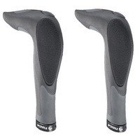 Tioga Handlebar Ergo Comfort Bike Grip With Bar End Black