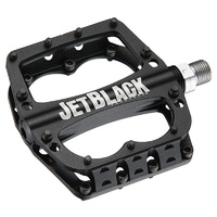 Jetblack Superlight Mtb Bike Bicycle Pedals Black