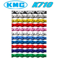 KMC K710 1/2 x 1/8 INCH 112 LINKS BMX BIKE CHAIN