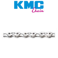 Kmc K710Sl 1/2 X 1/8 Inch 112 Links Bmx Bike Chain White