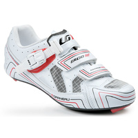 Louis Garneau Carbon Hrs-2 Road Cycling Shoe White