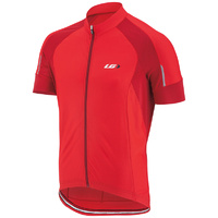 Louis Garneau Lemmon Vent Jersey Red 2017