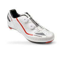 Louis Garneau Course 2Ls Carbon Road Bike Cycling Shoes White