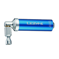 Lezyne Alloy Drive Bike Co2 Inflator Blue
