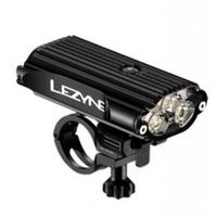 Lezyne LED Deca Drive 900 Lumen Bicycle Head Light Black