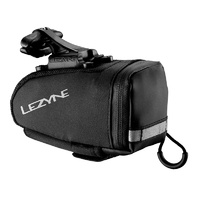 Lezyne M-Caddy Quick Release Bike Saddle Bag Black Small