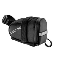 Lezyne Small S-Caddy Bike Saddle Bag Black