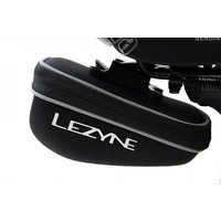 Lezyne Pod Caddy Quick Release Bike Saddle Bag Black Medium