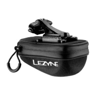 Lezyne Pod Caddy Quick Release Bike Saddle Bag Black Small