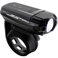 Moon Meteor 200 Lumen Usb Rechargeable Front Bike Light