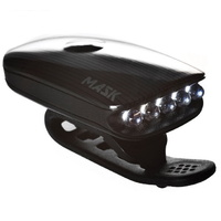 Moon Mask 70 Lumens Front Bike 5 Led Light