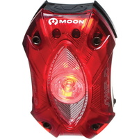 Moon Shield 60 Lumens Rear Flashing Usb Rechargeable Bike Bicycle Tail Light