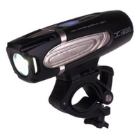 Moon X-Power 600 Lumens USB Rechargeable Bike Bicycle Front Light