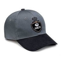 Sidi Cap - King - Grey / Black