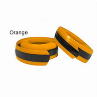 Mr Tuffy Bike  Tyre Liners Orange 700 X 20-25 & 27 X 1