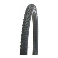 Bikecorp (Cst) 26X1.95 All Black Bike Tyre Mtb