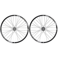 AMERICAN CLASSIC ALL MOUNTAIN 650B TUBELESS 15mm FR THRU AXLE WHEELSET BLACK