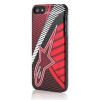 Alpinestars Mx Motocross BTR Mobile Phone Cover iPhone 5 Hard Case RED