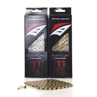 Intrepid X11Sl 11 Speed  Bicycle Chain 114 Links Bike Mtb Road Kmc Shimano Sram