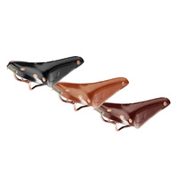 BROOKS B17 SPECIAL COPPER RAIL LEATHER BIKE SADDLE