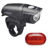 NiteRider Mako 100/TL 5.0 Combo Front&Rear Bicycle/Bike Light Pack