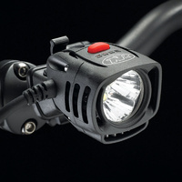 NiteRider MiNewt Pro 1800 Lumens LED Bicycle Headlight USB Recharchable