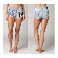 Fox - Pit Pass Denim Short (Womens)