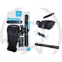 PRO COMBIPACK - SADDLEBAG/PUMP/TOOL/TIRE LEVERS BICYCLE