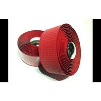 Peddler Synthetic Handlebar Tape Red